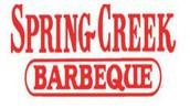 Agradecemos a Spring Creek BBQ
