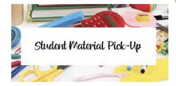 INSTRUCTIONAL MATERIALS PICK UP