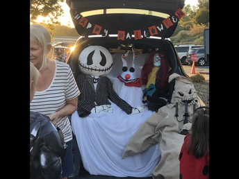 Trunk or Treat Winner!