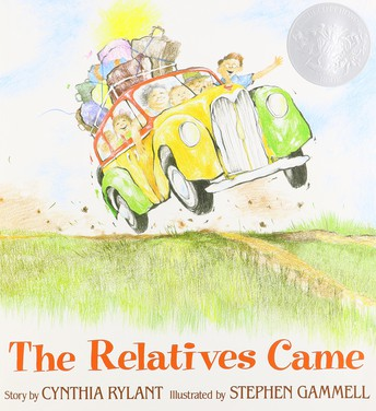 The Relatives Came to Visit (preschool-2nd)