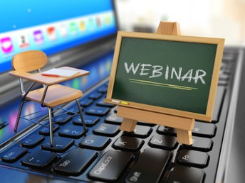 Monthly Webinars and as needed Public Forums
