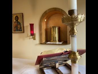Mass on Thursday, April 8th