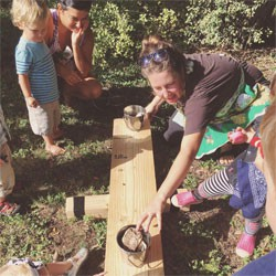 Tinkergarten Information - Free Trial Class for Bright Beginnings families!