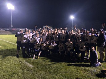 CCHS Varisty Football-Conference Champs!