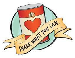 Canned Food Drive from Now until 11/21