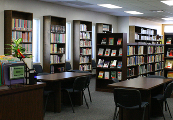 NAC Professional Library - Open for you!