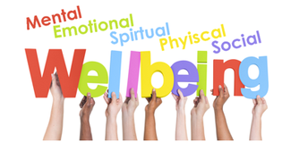 'P&F Community wellness Committee Update' - Wellbeing Theme for Wk 7 & 8