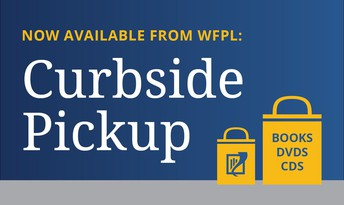 Curbside Pickup at the Public Library