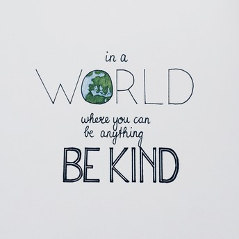 ¡Celebremos la bondad!