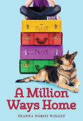 A Million Ways Home by Diana Dorsi Winget