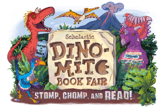 BOOK FAIR next week!!