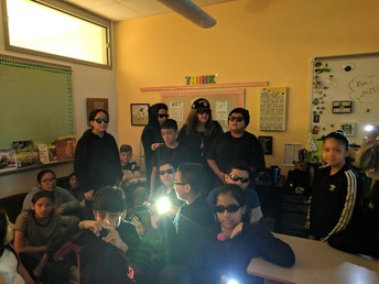 Ms. Webb's Secret Agents!