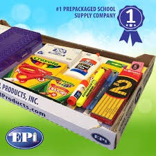Time to order your school supplies for next year!