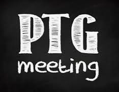 You're Invited - PTG Meeting on Tuesday, 1/12