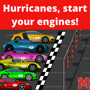 First Virtual Car Race is Monday, March 8th - Win Prizes Weekly!