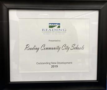 Chamber Awards District Outstanding New Development