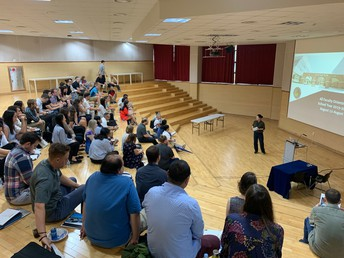 Whole School Faculty Orientation 2019-20