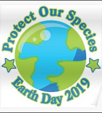 Earth Day 2019: Protect Our Species