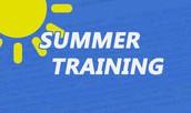 CP Summer Training
