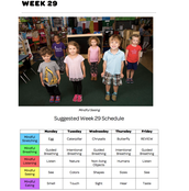 Mindful Classrooms--Week 29