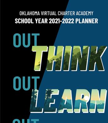 Grades 6-12 Planner Cover