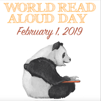 World Read Aloud Day-Friday, Feb. 1, 2018