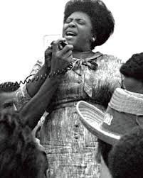 Ms. Fannie Lou Hamer