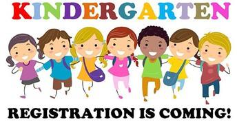 Kindergarten Registration Coming Soon!