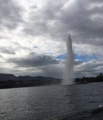 Boat Trip - Lake Geneva