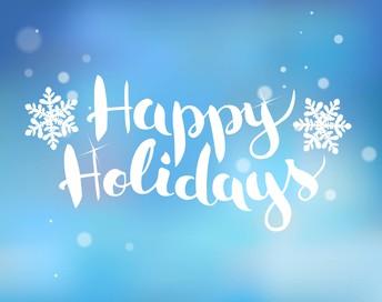 Happy Holidays from LVUSD!