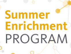 Summer Enrichment and Acceleration Opportunity for Students