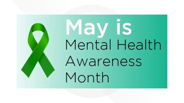 May is Mental Health Awareness Month resources link