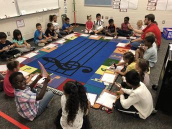 Mr. Pastor's Music Class