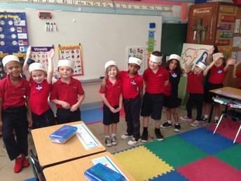 Our joyous Kinder Scholars