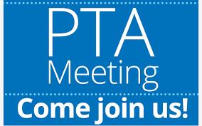 PTA MEETING ON SEPTEMBER 10