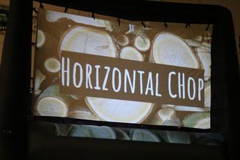 Horizontal Chop Demonstration