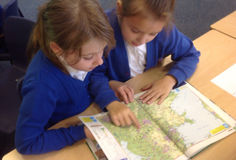 Mapping in Y4