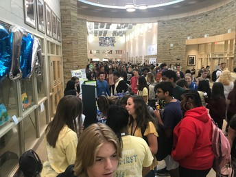 Gators of the Week: Annual Club Fair a Huge Success