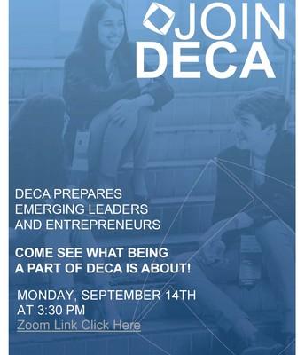 KO DECA Kick Off Meeting -Sept14th