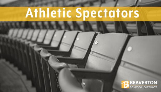 Athletic Spectators Graphic