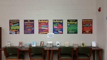 October's Anti-bullying Display