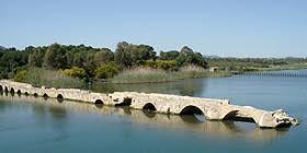 Ponte romano a Fertilia- Alghero