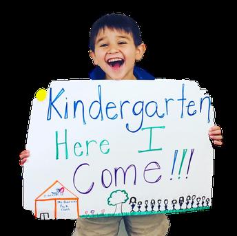 Kindergarten Prep