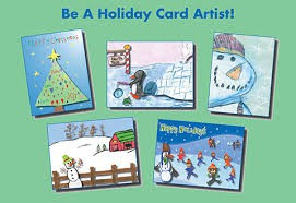 State Department of Education - Holiday Card Contest - Grades K-6