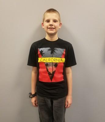 Caleb B - 5th grade