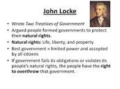 John Locke's Work