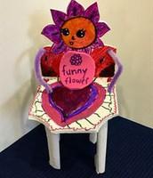 Chair Designs - 2nd Grade