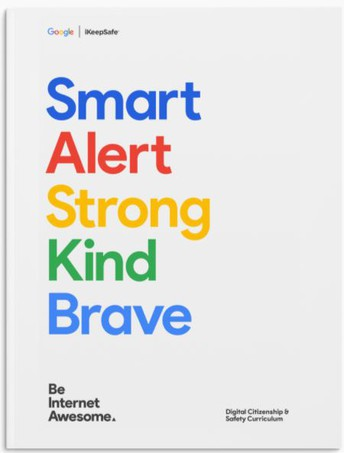 Google Interland Posters and Curriculum