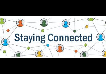 Stay Connected!!