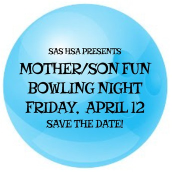 Mother/Son Fun coming up soon!